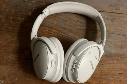 Bose QuietComfort 45 review: Silence is golden with this noise-cancelling headphone