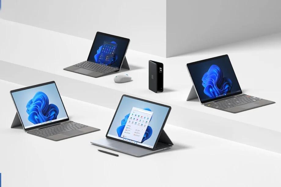 Surface Pro 8 vs Surface Go 3 vs Surface Laptop Studio
