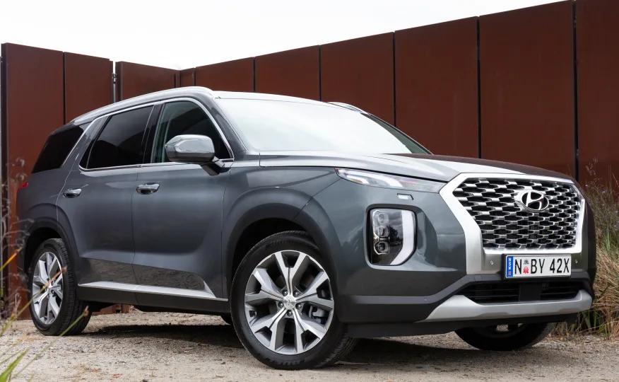 2022 Hyundai Palisade Elite diesel AWD