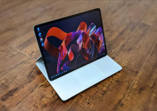 Microsoft Surface Laptop Studio Review : Windows 11 Flagbearer sets the first bar high