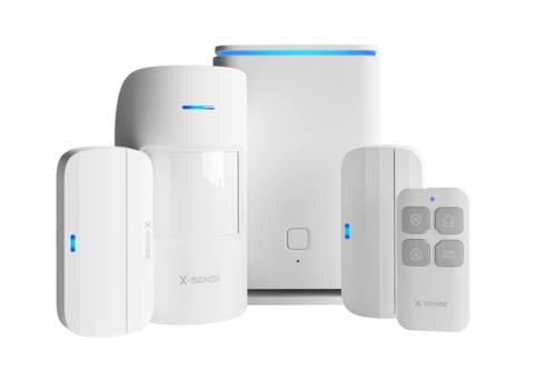 X-Sense Home Security Kit review: Basic security, basic price