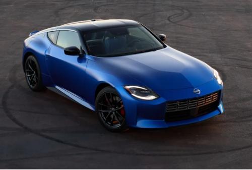 2022 Nissan Z detailed for Australia