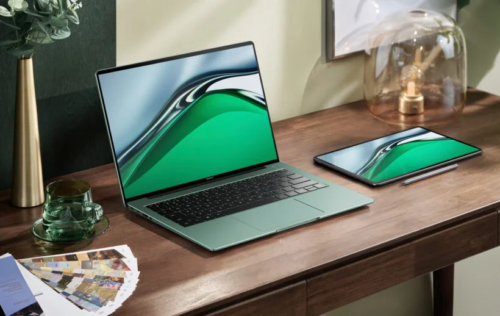 Huawei wants to dethrone the MacBook with its new MateBook 14s