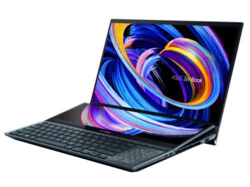 Asus ZenBook Pro Duo 15 UX582L review