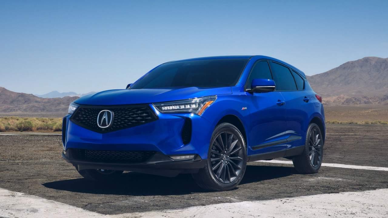 2022 Acura RDX SUV