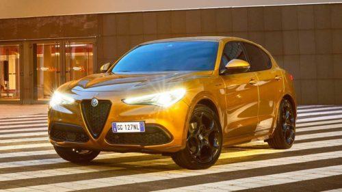 Alfa Romeo Stelvio GT Junior Debuts With Retro Flair, Diesel Power
