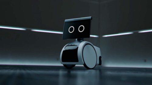 Amazon Astro is a $1,000 Alexa-powered home robot