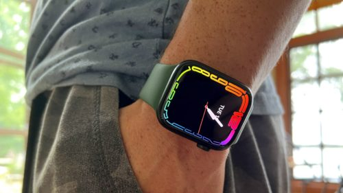 The Series 7 Is the Most Beautiful Apple Watch Ever, But That's About It