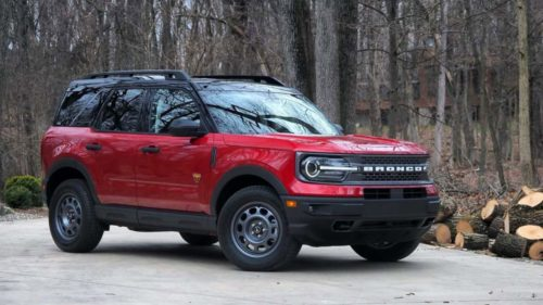 Rumors suggest a price increase for the 2022 Bronco Sport