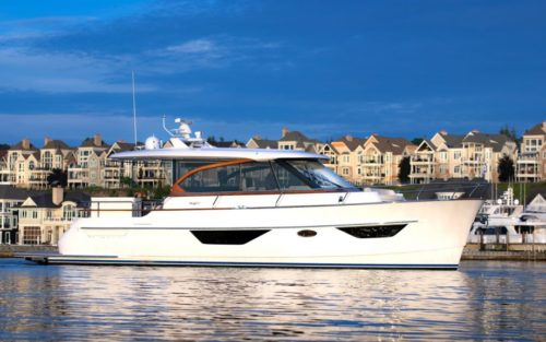 Countdown to Fort Lauderdale Boat Show 2021: Burger 50 Cruiser