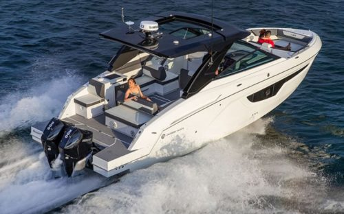 Countdown to Fort Lauderdale Boat Show 2021: Cruisers 34 GLS