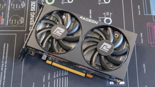 The AMD Radeon RX 6600 is here to take on the Nvidia GeForce RTX 3060