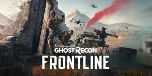 Ghost Recon: Frontline is a free-to-play game with 100 player battles