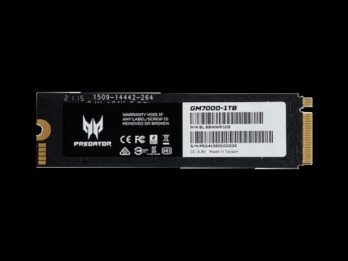Acer Predator GM7000 2 TB Review