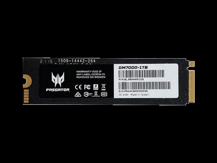 Acer Predator GM7000 2 TB