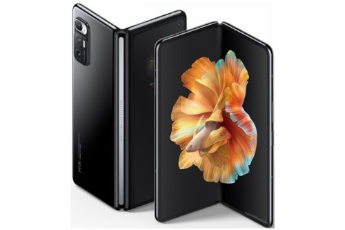 Xiaomi Mi Mix Fold 2 Would Have 120W Charging, Under-Screen Camera