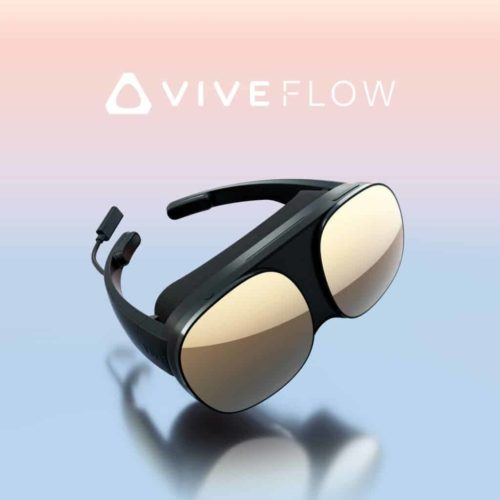 HTC Vive Flow VR headset uses photoshopped images in its promo