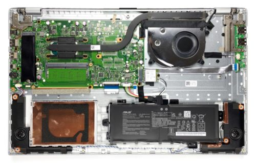 Inside ASUS VivoBook 17 X712 – disassembly and upgrade options