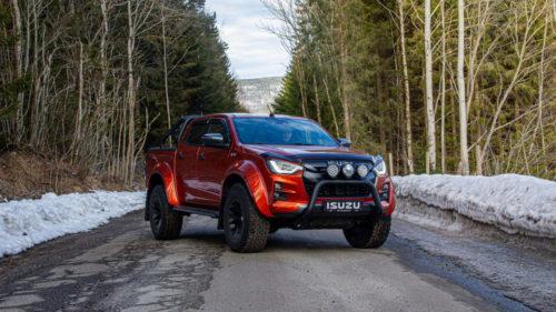 Arctic Trucks gives the Isuzu D-Max the tough truck treatment