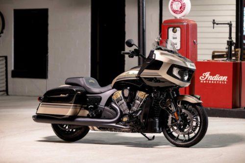 2022 Jack Daniel's Limited Edition Indian Challenger Dark Horse Revealed