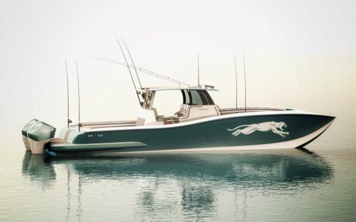 Jaguar 36 Offshore Fish