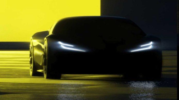 Lotus Type 135