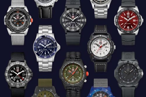 The Complete Buying Guide to Luminox Watches