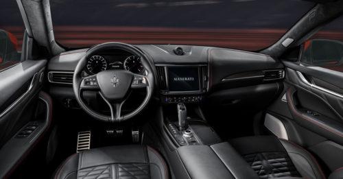 Maserati F Tributo special edition sedan and SUV will come to the US
