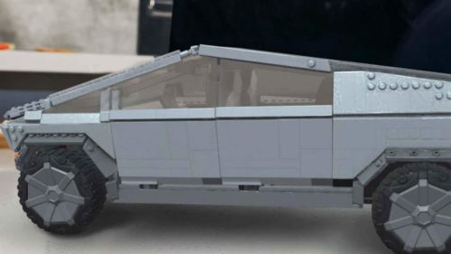 This Tesla Cybertruck costs only $250