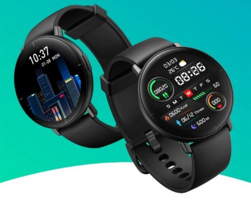 Xiaomi's Mibro Lite is an affordable smartwatch with 2.5D glass and slim bezels
