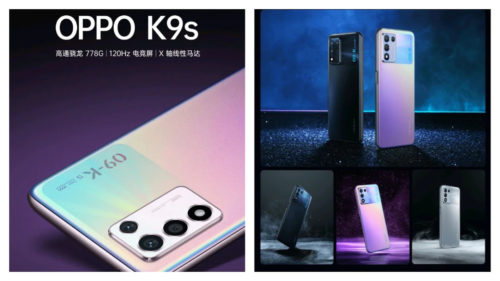 Oppo K9s will be unveiled on October 20