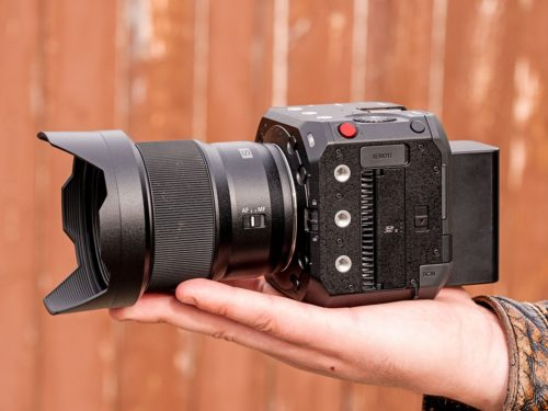 Panasonic BS1H Hands-on review