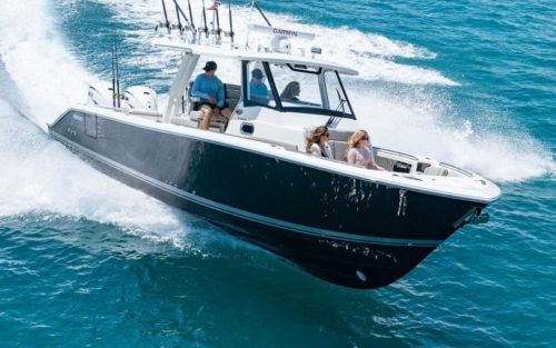 Countdown to Fort Lauderdale Boat Show 2021: Pursuit S 358 Sport