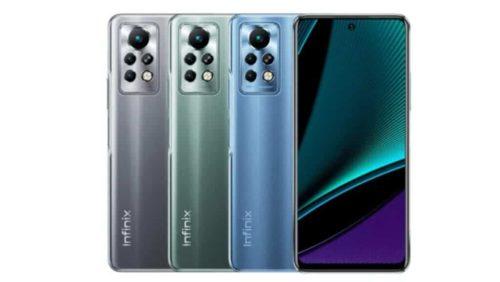 Infinix Note 11 series unveiled with Mediatek G96 SoC & 120Hz displays