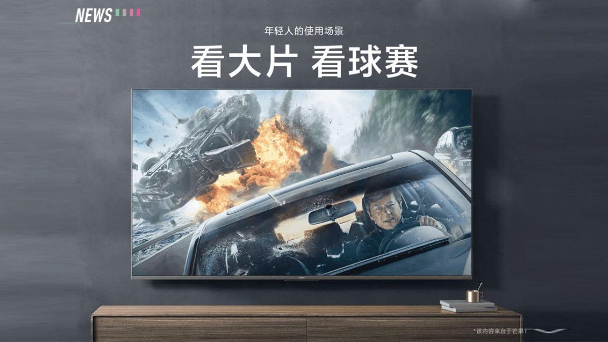 Redmi SMART TV X2022