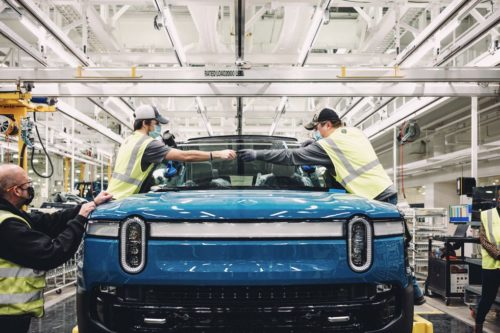 Rivian's Forever Fund Will Turn Nature into an EV Shareholder