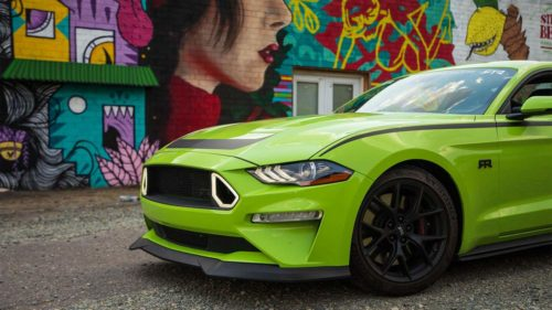 Only 500 2021 Mustang RTR Series 1 cars will be produced