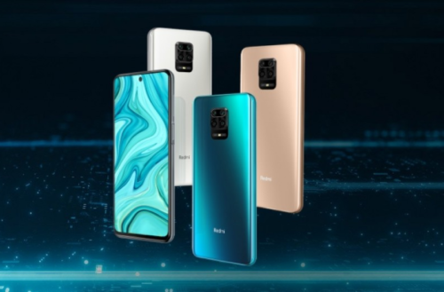 Xiaomi Redmi Note 10 Lite is official – a familiar phone with a new name