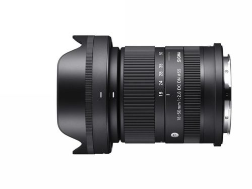 Sigma 18-50mm f/2.8 DC DN Contemporary Lens Announced