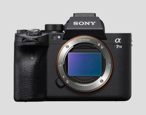 Sony a7 IV Announced with 33MP, Price $2,499
