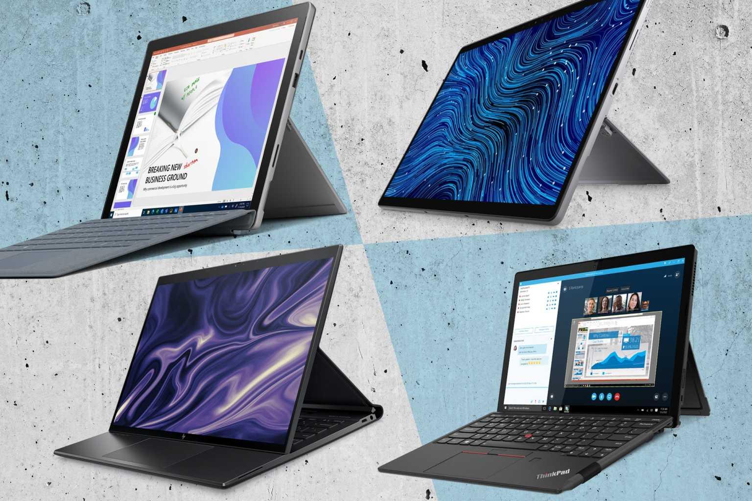 Windows tablet 2021