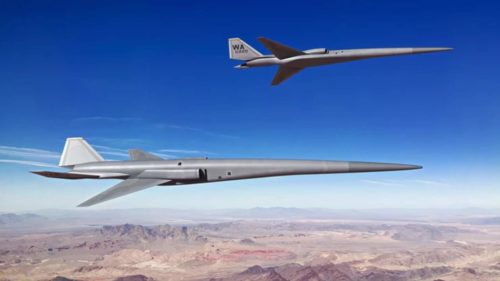 USAF taps Exosonic to develop supersonic combat training drone