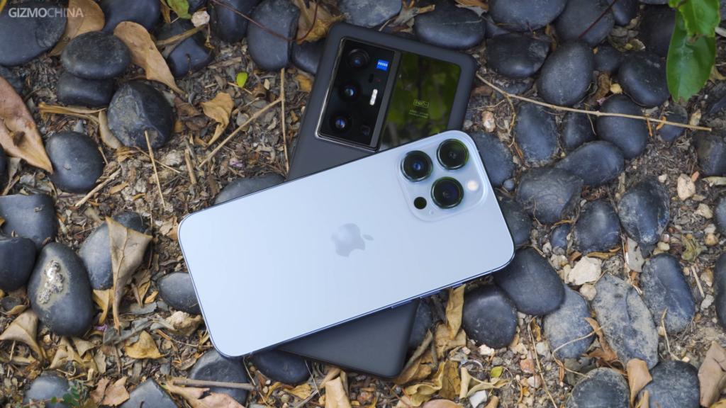 vivo X70 Pro+ vs iPhone 13 Pro