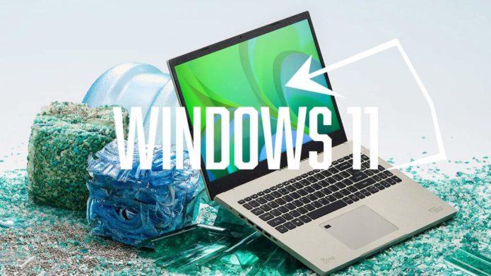 Acer Windows 11 laptops